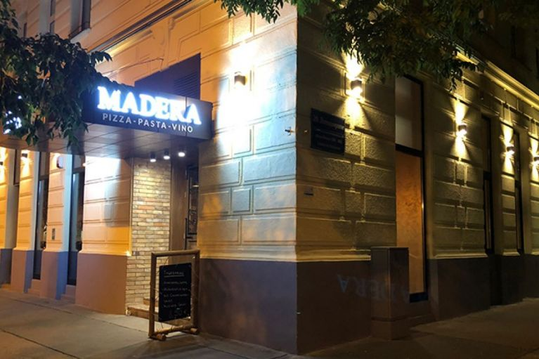 Pizzeria Madera - Pizza-Pasta-Vino