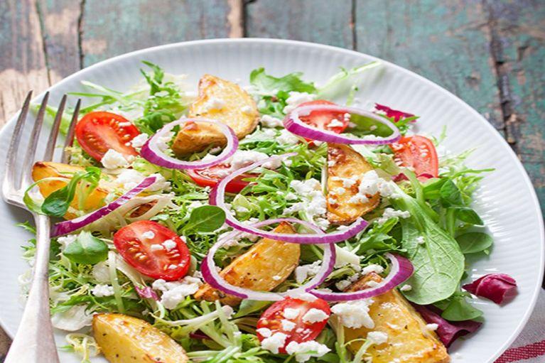 Unsere Salat